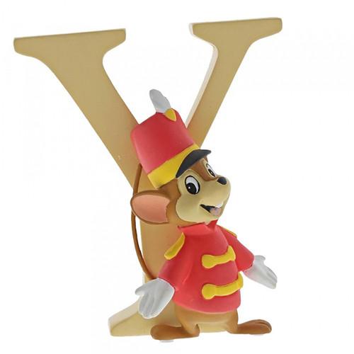 Disney Letter Y Timothy Q Mouse