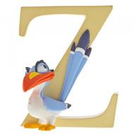 Disney Letter Z - Zazu from The Lion King - 7cm