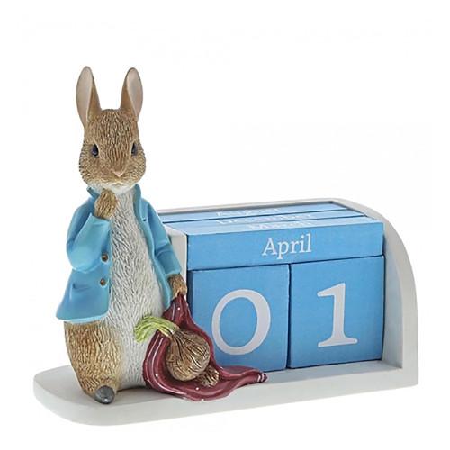 Beatrix Potter Rabbit Perpetual Calendar