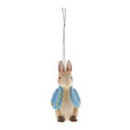 Beatrix Potter Peter Rabbit Hanging Ornament