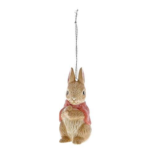 Beatrix Potter Flopsy Hanging Ornament