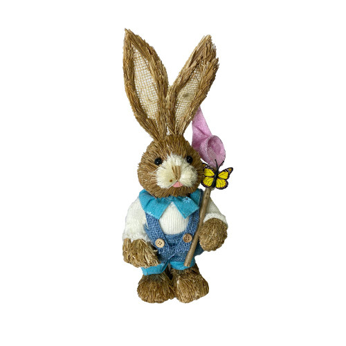 Bunny Rabbit With Butterfly Male