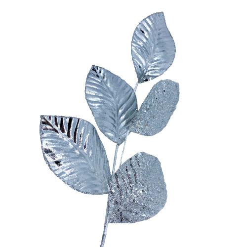 Leaf Spray Silver