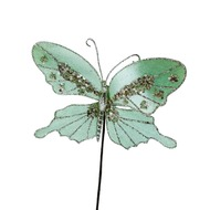 Butterfly Frozen Green