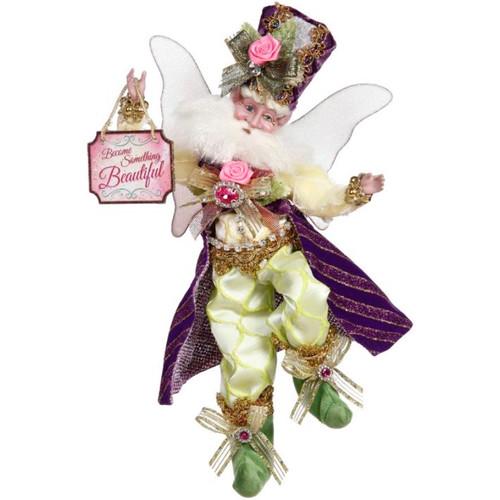Mark Roberts Butterfly Boy Fairy