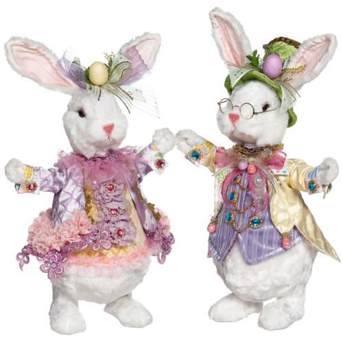 Mark Roberts Fluffy Bunny