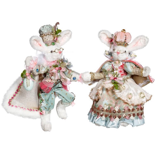Mark Roberts Mr Mrs Royal Court Bunny
