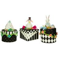 Mark Roberts Adorable Easter Bunny Box (3 Designs)