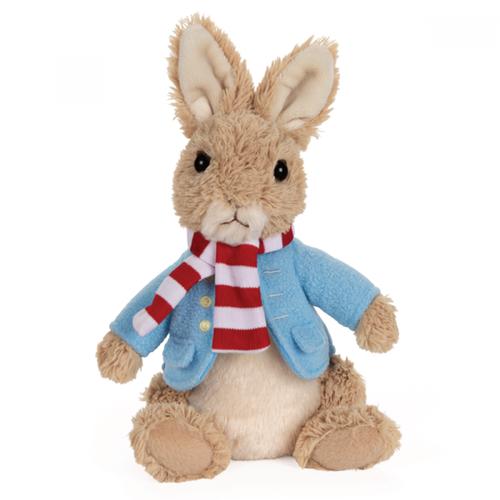Soft Toy Peter Rabbit Holiday Plush
