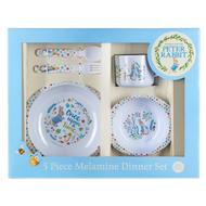 Classic Peter Rabbit 5 Piece Dinner Set