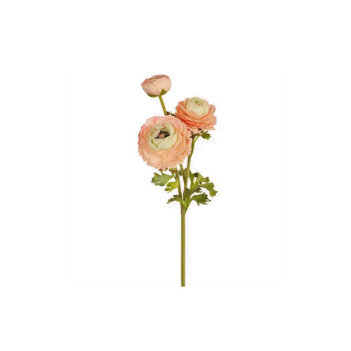 Peach Ranunculus Spray