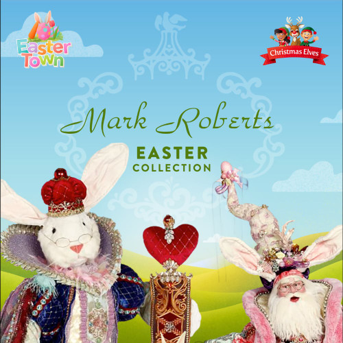 Mark Roberts 2021 Easter Catalogue