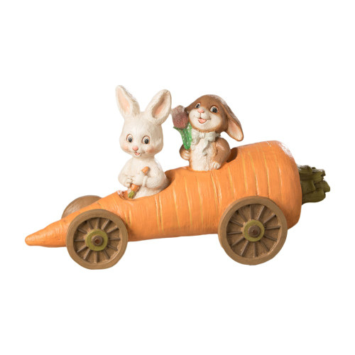 Hoppity Carrot Cart