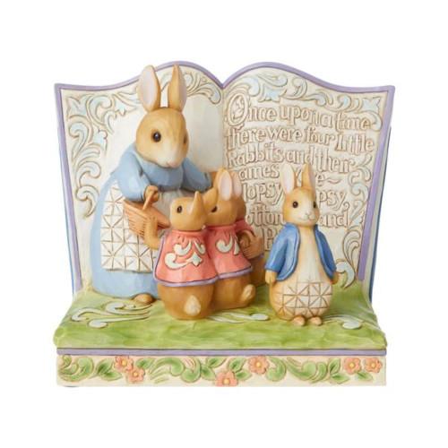 Jim Shore Peter Rabbit Storybook