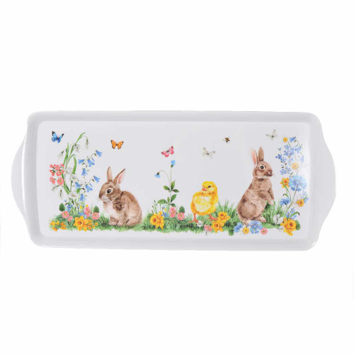 Morning Meadows Sandwich Tray