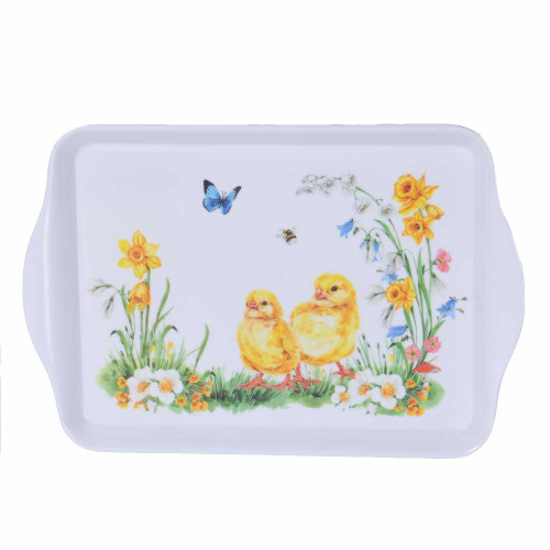 Morning Meadows Chicks Scatter Tray