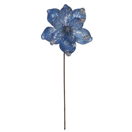 Blue Magnolia With Stem