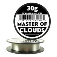 50 ft - 30 Gauge Kanthal A1 Round Wire