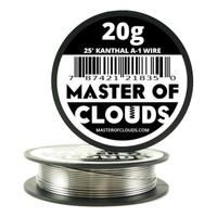 25 ft - 20 Gauge Kanthal A1 Round Wire