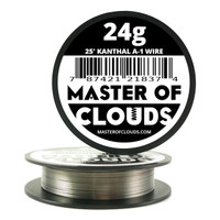 25 ft - 24 Gauge Kanthal A1 Round Wire