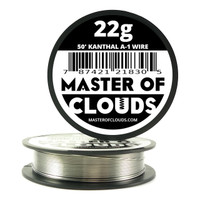 50 ft - 22 Gauge Kanthal A1 Round Wire