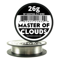 50 ft - 26 Gauge Kanthal A1 Round Wire