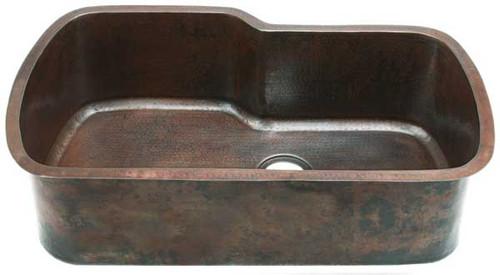Custom Copper Kitchen Sinks