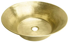 Vessel Sink (CZO16-BRASS) Bath Vessel Brass Sink