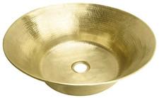 Vessel Sink (CZO16-BRASS) Bath Vessel Brass Sink
