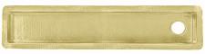Trough Sink (TA50) Brass Trough for Bar or Prep
