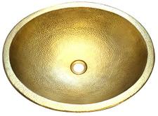 1-(BO19CN-PICO-MB) New Bath Brass Wide Oval Sink