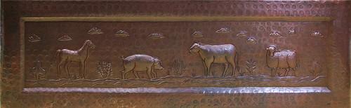 Horse - Pig - Cow - Sheep