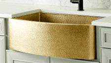 Brass Kitchen Sinks