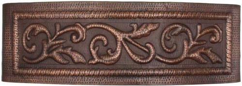 SRL-Design for Copper Apron Front Sinks