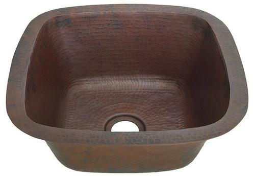 SBV15-Square Bar copper sink