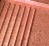 Custom drain board in Cafe Patina Color
