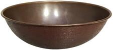 Vessel Sink (NPV14-HM-ENC) Small Copper Vessel Bowl