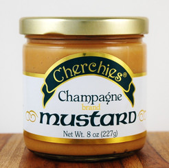 Cherchies Champagne Mustard