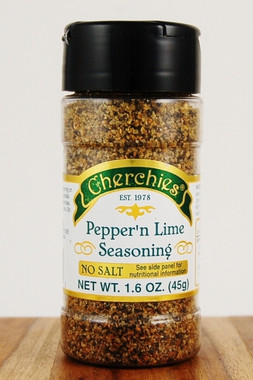 Cherchies Pepper 'n Lime No Salt Seasoning