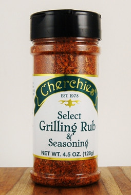 Cherchies Select Grilling Rub & Seasoning