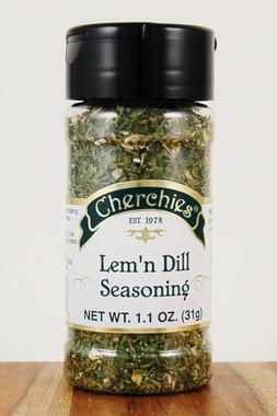 Cherchies Lem'n Dill Seasoning (Regular)