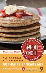 Non Dairy Pancake Mix