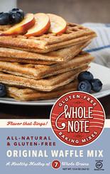 Whole Note Original Waffle Mix