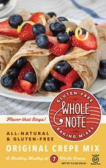 Whole Note Original Crepe Mix