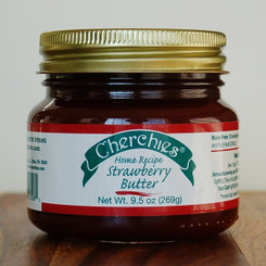 Cherchies Strawberry Butter Spread