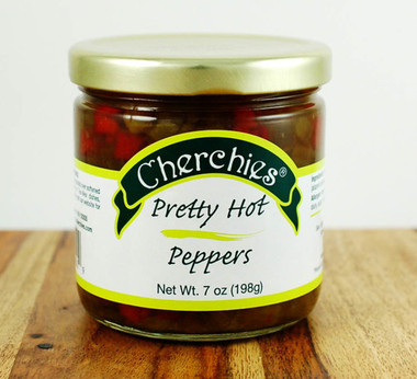 Cherchies Pretty Hot Peppers