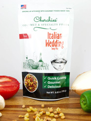 Cherchies Quick Cooking Italian Wedding Soup Mix