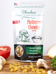 Cherchies Quick Cooking Mushroom Chowder Soup Mix