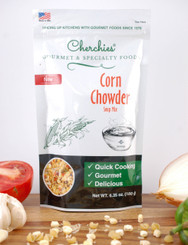 Cherchies Quick Cooking Corn Chowder Soup Mix