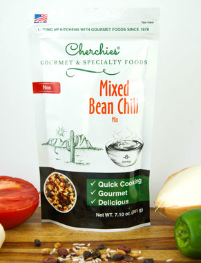 Cherchies Mixed Bean Chili